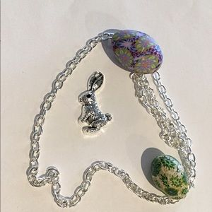 ldmtreasures Jewelry - Easter Bunny Necklace, Daughter Granddaughter